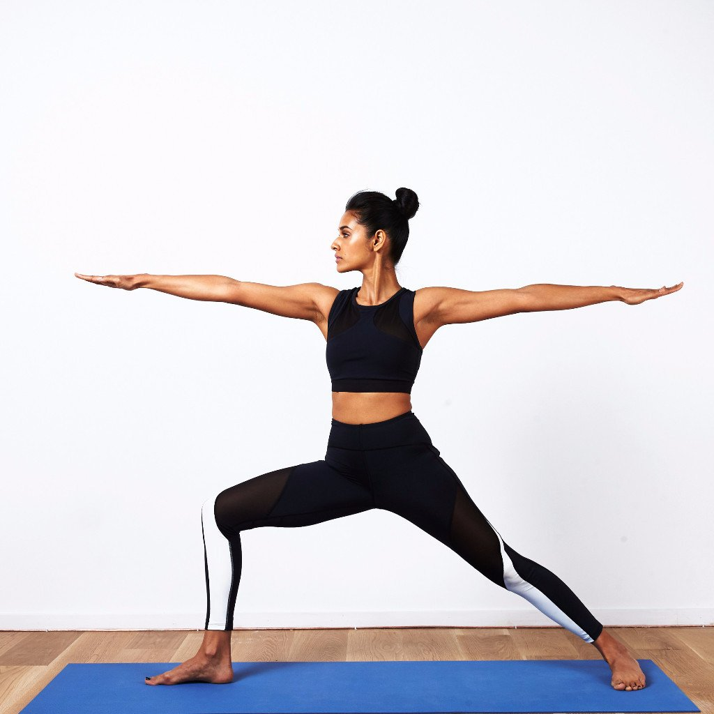 Yoga: Moves To Help You Strengthen Your Knee